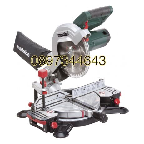 Герунг циркуляр ø216mm 1350W METABO KS 216 M Lasercut