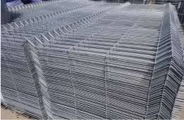 Panou / Plasa / Gard Bordurat Zincat Buzau sudataToate Dimensiunile