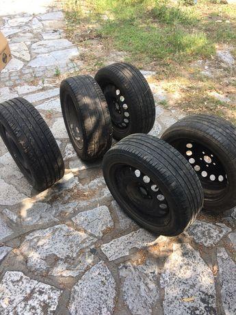 Лятни гуми Firestone с джанти 16 цола 205/55 R16