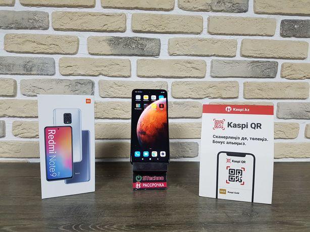 Смартфон Xiaomi Redmi Note 9 Pro 6/128GB Рассрочка KASPI RED!Гарантия!