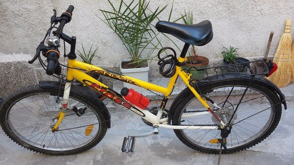 Продажба на велосипед и части за велосипед