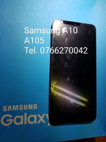 Display A10 A105 Original Nou Samsung