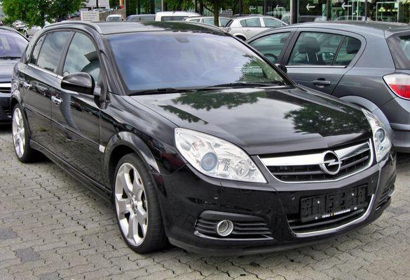 Opel signum на части