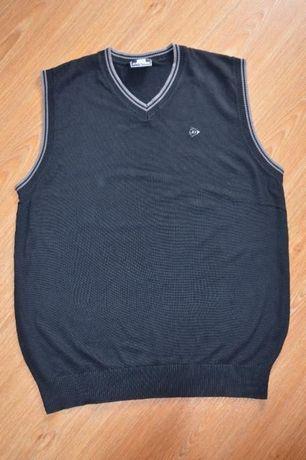 """Безръкавен тънък пуловер """"Dunlop"""" - размер L"""
