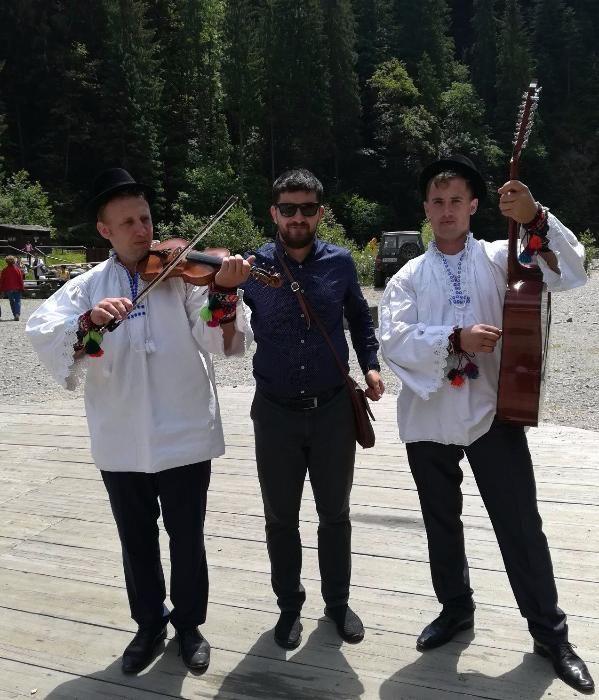 Muzica traditionala din maramures Ieud - imagine 1