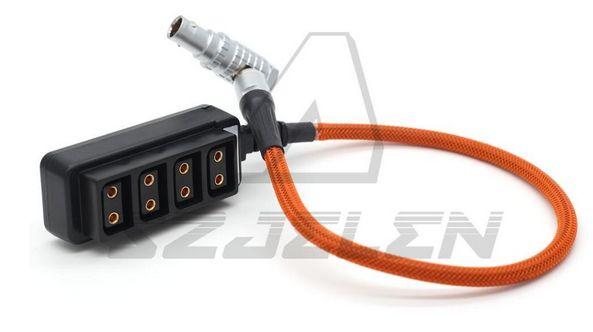 spliter d tap tv/sony/red/arri/alexa/7 pini spliterd tap