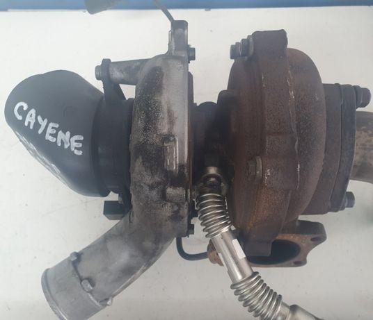 TURBINA PORSCHE Cayenne 3.0 D , 239cp Euro 5 , CASA , 059145722R