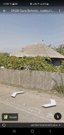 Casa de vânzare în satul Gura Bohotin, comuna Gorban, județul Iași