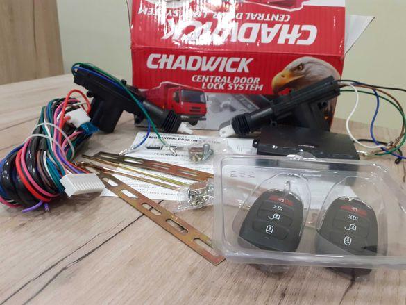 Заключваща система за камиони CHADWICK /система за заключване камиони/