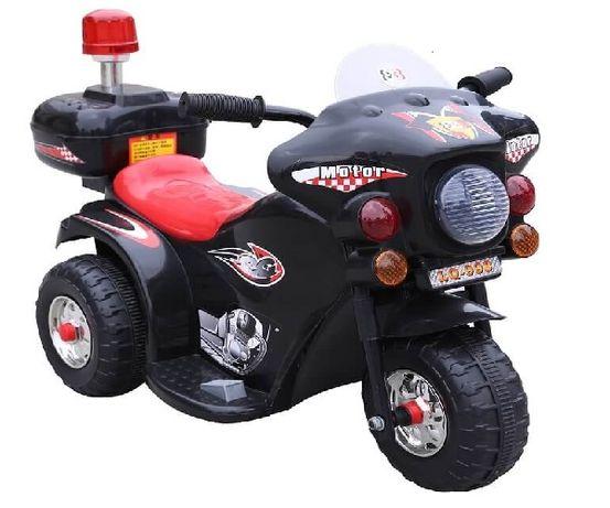 Mini Motocicleta electrica cu 3 roti LQ998 STANDARD #Negru