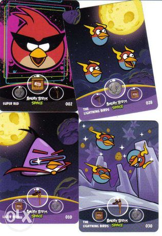 Angry Birds Space - 2015