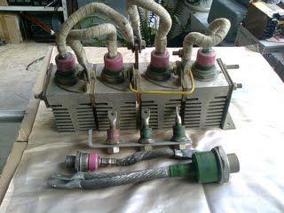 Продавам диоди и теристори от 25 до 630а
