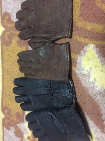 Mănuși piele naturală 100%