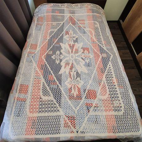 Продавам ново Покривало за спалня изплетено на една(1) кука.