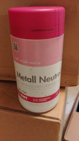 Inhibitor de metale pentru piscina