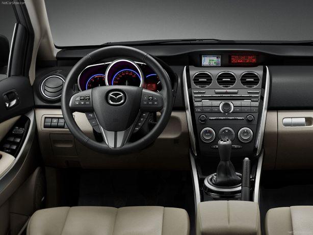 Card harti Mazda Denso 3 BL CX-7 Navigatie Europa de Est + Romania