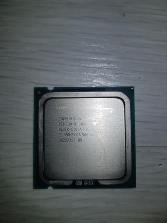 Поцессор intel e5400 pentium dual-core 2.70ghz