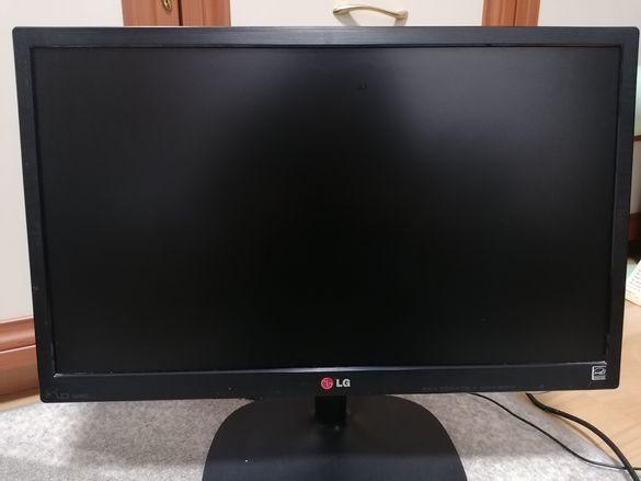 монитор LG 22M35