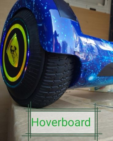 Oferta hoverboard nou Star road 6,5