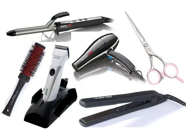 Плойка щипцы-выпрямители гофре парикмахерское