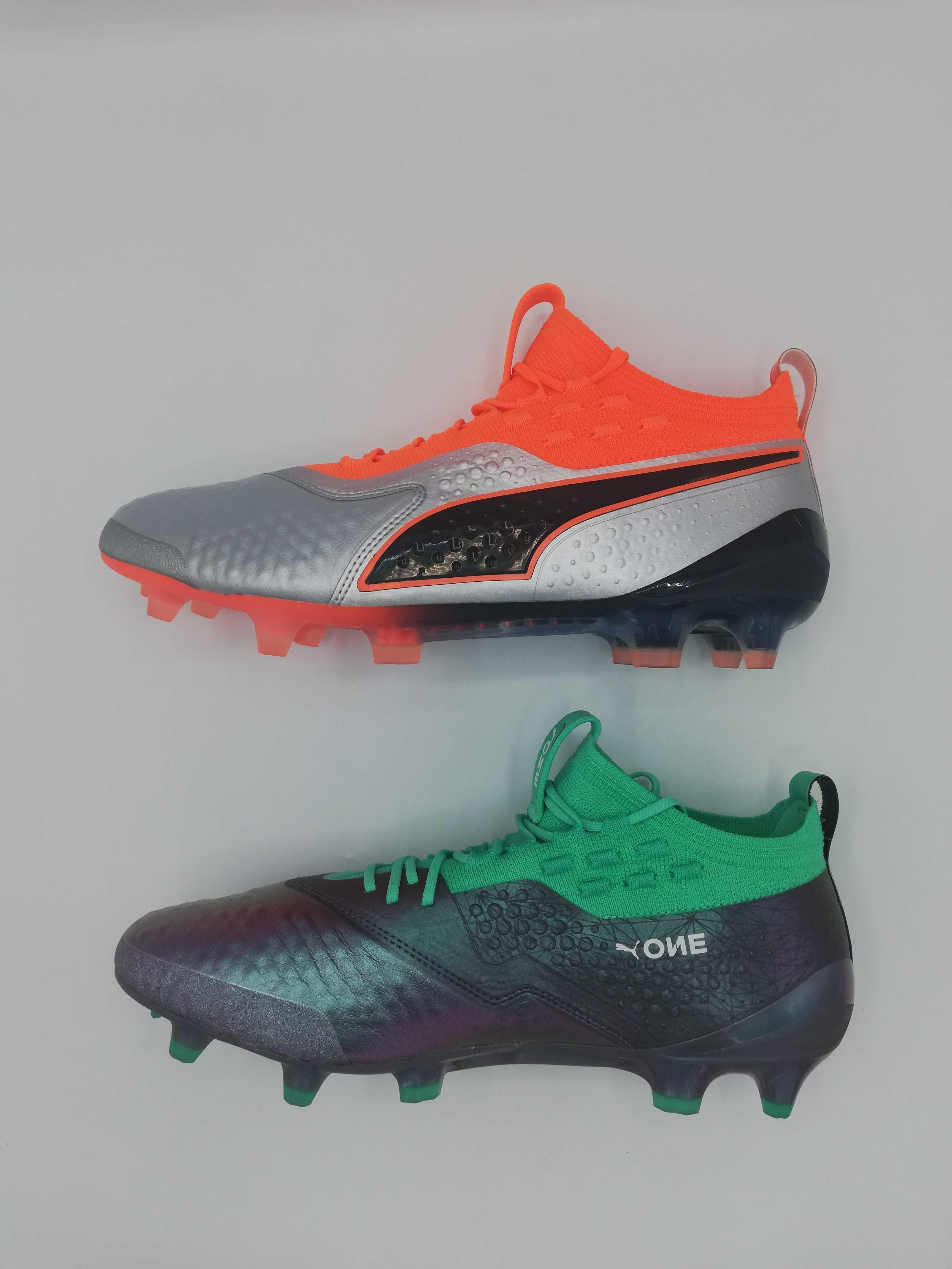 Ghete de fotbal Puma One 1 FG