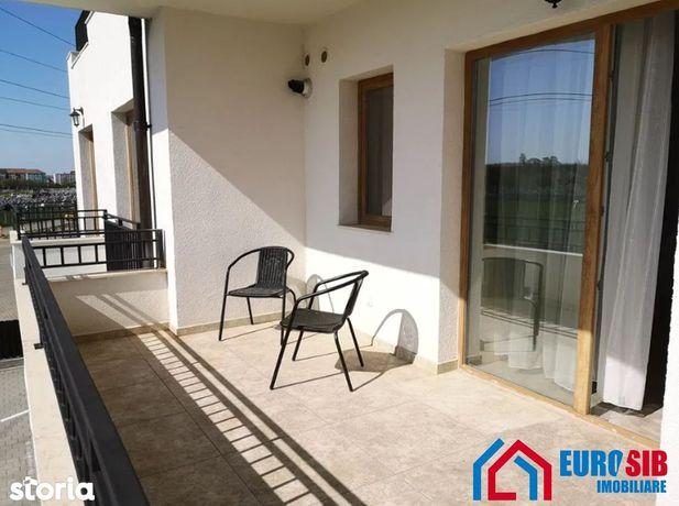 Apartament cu 2 camere de închiriat în Sibiu zona Calea Cisnădiei
