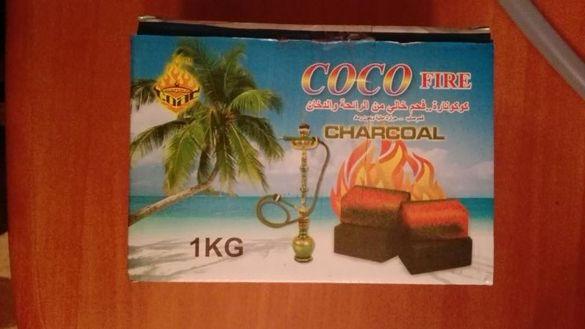 Промоция: Кокосови въглени за наргиле, намалени цени