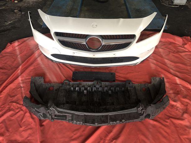 Bara Fata Mercedes CLA facelift