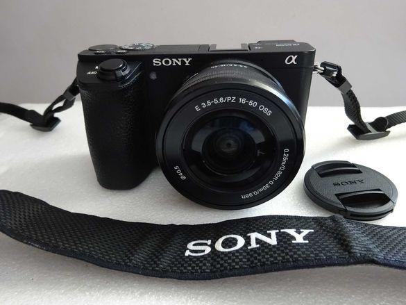 Sony a6500 + 16-50 мм