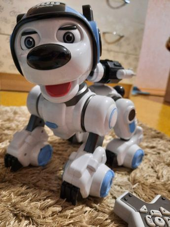 Робот-собака новая