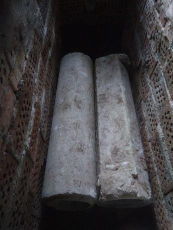 Бетонни тръби Ф 25 см, дължина 1 метър - 2 бр.