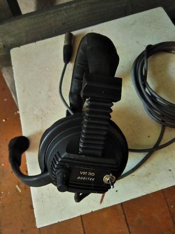 Профессиональные наушники AUDITEK VST110, моно