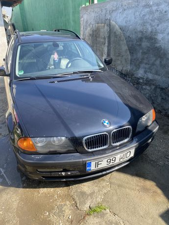 Vand bmw e46touring 2.0D 136cp ofer fiscal!