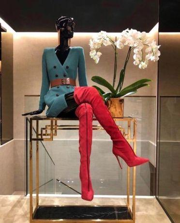 Чисто нови Elisabetta franchi чизми
