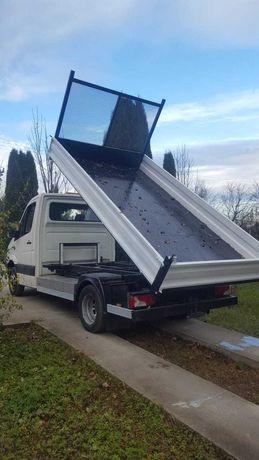 Cilindru, bena , pompa, kit basculare Autoutilitare,  camion, remorca,
