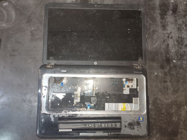 Ноутбук HP Pavilion g6-1004er на запчасти