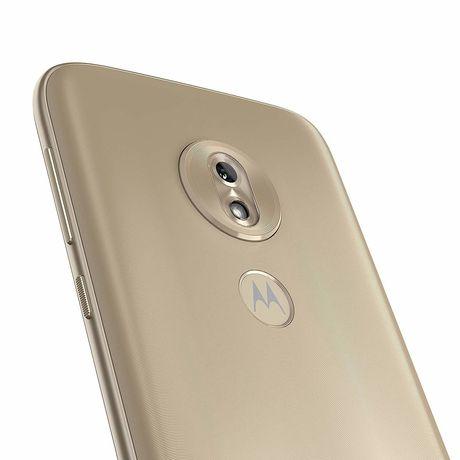 Telefon mobil Motorola Moto G7 Play, Dual SIM, 32GB, 4G, Fine Gold
