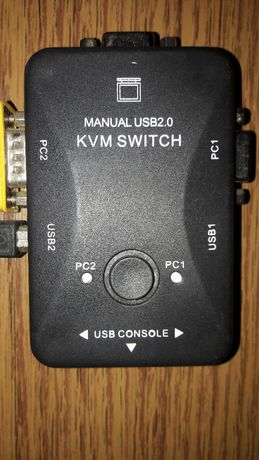 Switch KVM 21UA