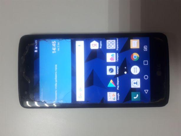 Продам смартфон LG K8 4G
