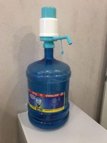 Минеральная вода 19л для дома. Дешево и бесплатная доставка