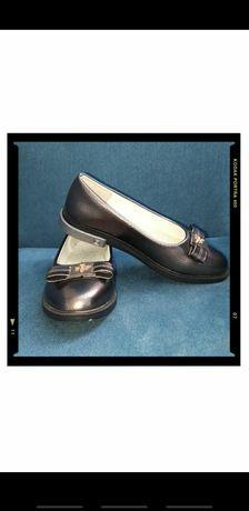 школьные туфельки для девочек