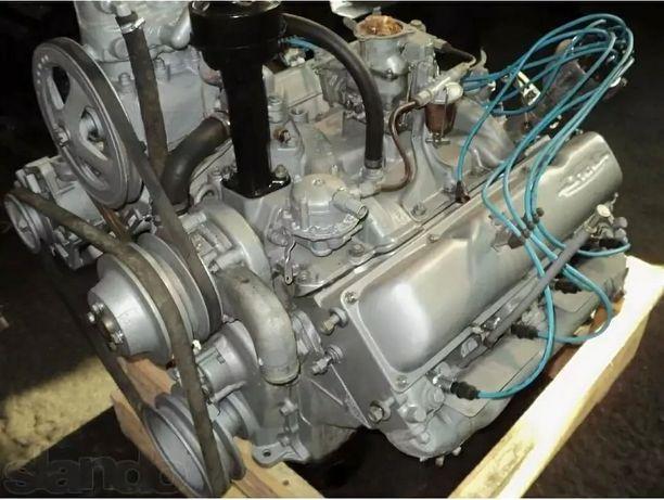 Двигателя зил газ маз