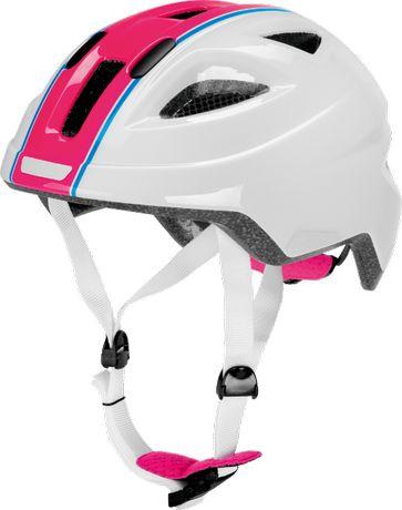 Предпазна каска за колело - PUKY Германия - розова