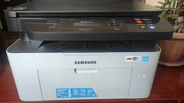 Продам принтер самсунг