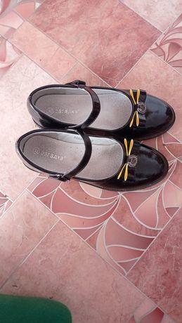 Детские туфельки для девочек