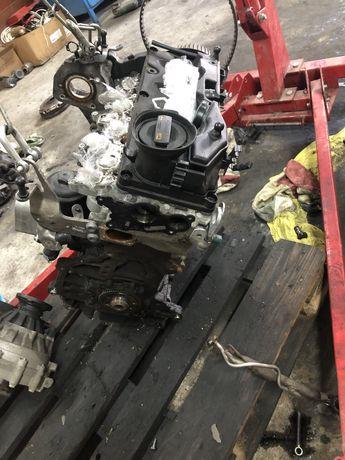 двигател vw seat skoda 1.6 TDI CAY