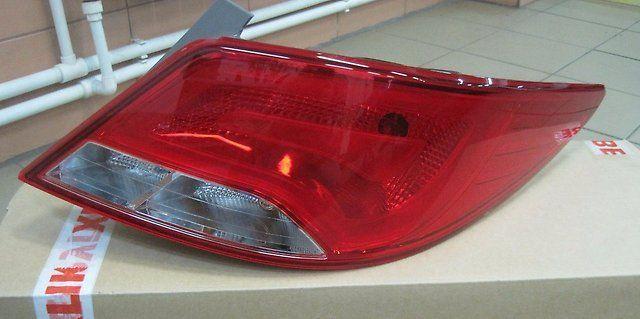 Задний фонарь на Hyundai Accent/ Solaris 14-15(рыстайлинг)