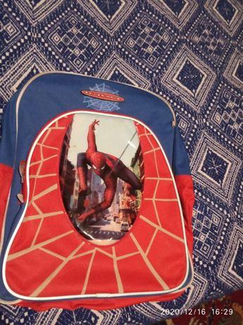 ПРОМО! Ученическа, уникална нова раница Спайдър-Мен/ Spider-Man