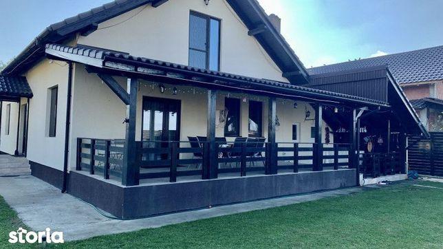 Casa individuala | 6 camere |  Mosnita Veche