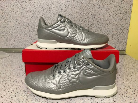 ОРИГИНАЛНИ *** Nike Internationalist Jacquard Winter / Metallic Silver